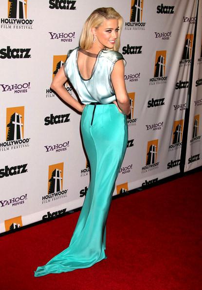 Amber Heard in Roksanda Ilincic