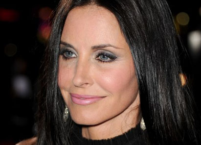 <b>Courteney Cox talks ...</b>