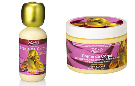 <b>Jeff Koons for Kiehl...</b>