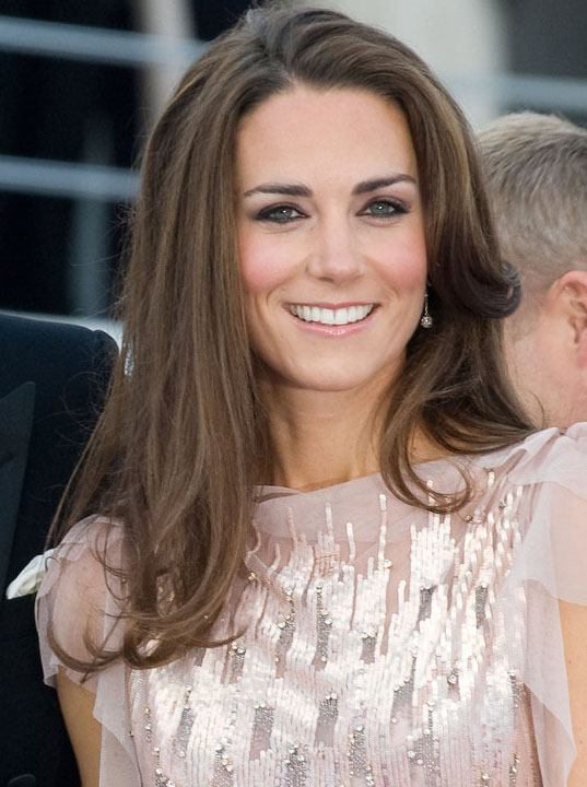 Kate is British Harper's Bazaar Best Dressed
