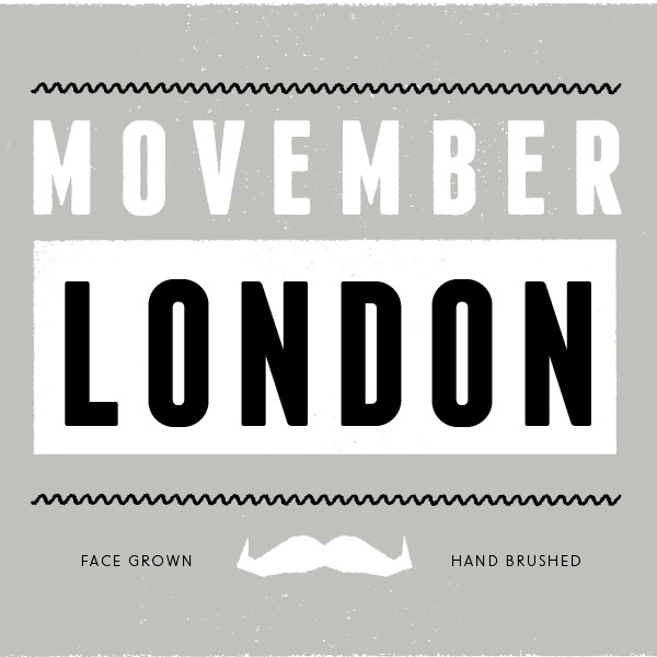 <b>The Men of Movember ...</b>
