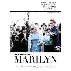 <b>MY WEEK WITH MARILYN...</b>