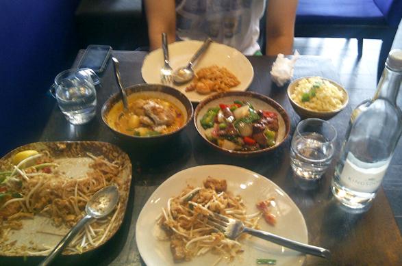 @Siam food