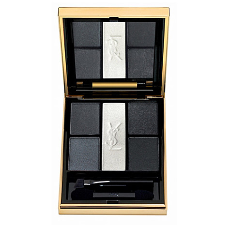 YSL Palette Noir Terriblement eye shadow palette