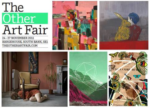 <b>The Other Art Fair...</b>