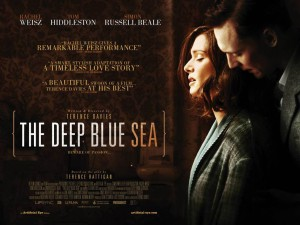 The Deep Blue Sea is set to come out 25 November 2011