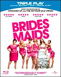 <b>Win: Bridesmaids DVD...</b>