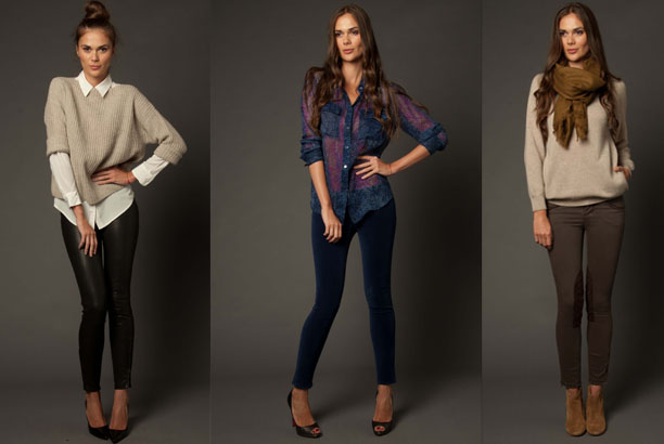 Cool, sophisticated, stylish looks from JBrand