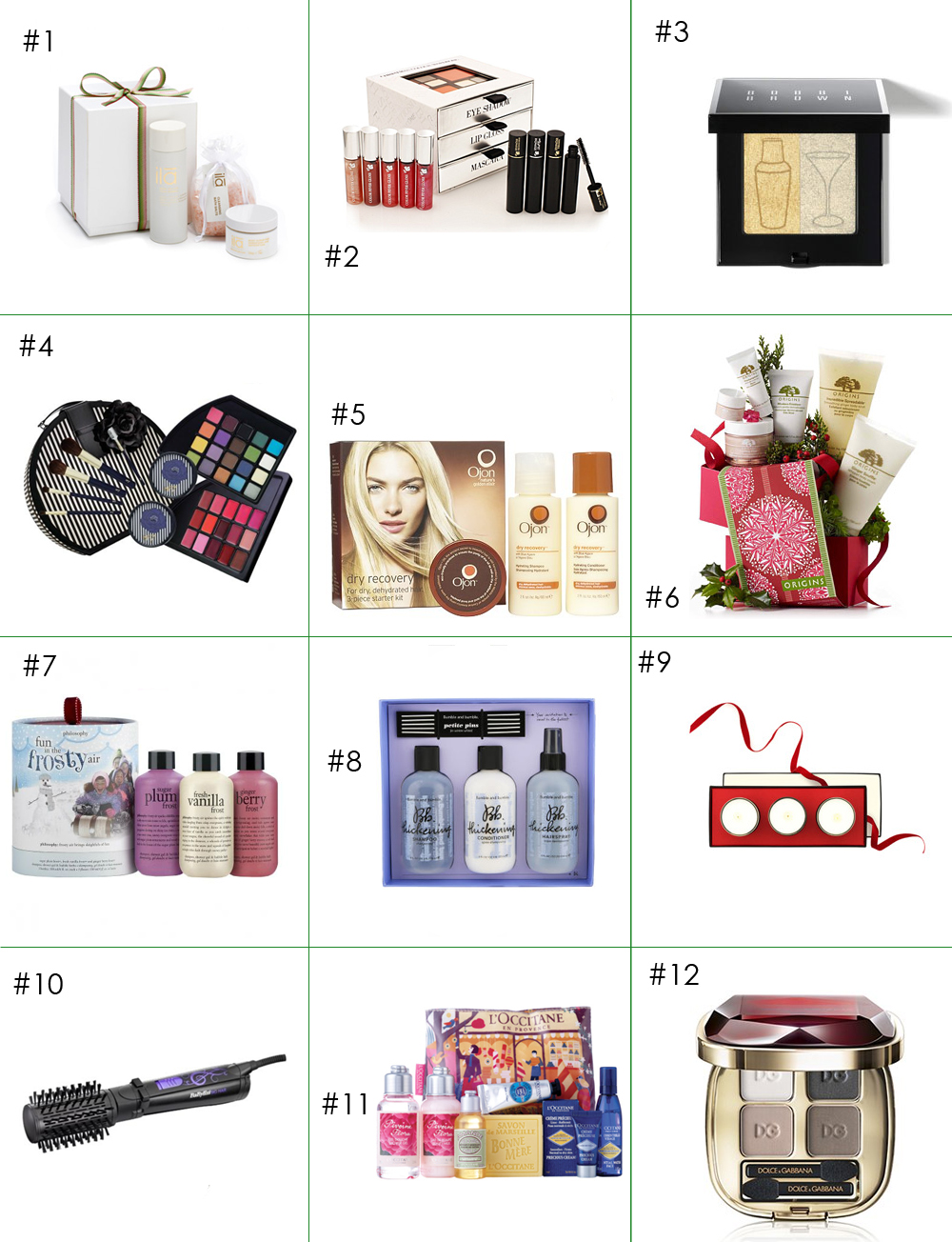 Beauty Gift ideas  sc 1 st  Beauty And The Dirt & Beauty Gift Guide | Beauty And The Dirt