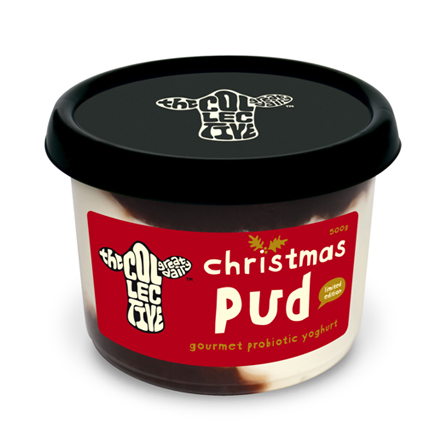 Christmas Pud Yoghurt