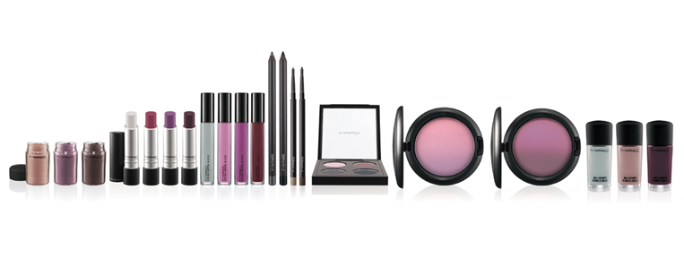 Daphne Guinness's collection for MAC