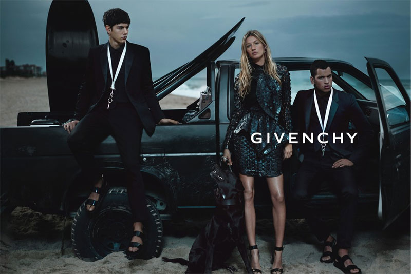 Gisele Bündchen for Givenchy