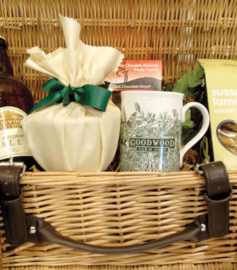 Goodwood Small Christmas Hamper