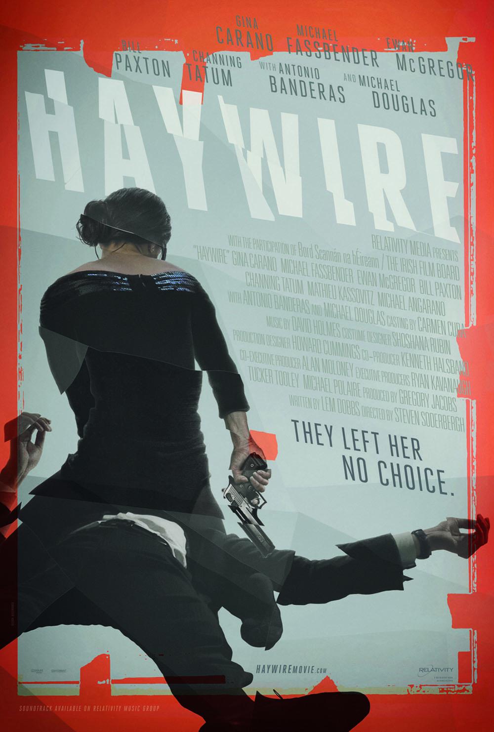 <b>Trailer: Haywire...</b>