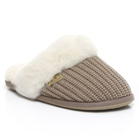 Ladies Kensington Sheepskin Slipper