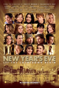 New Years Eve, out 9 December 2011