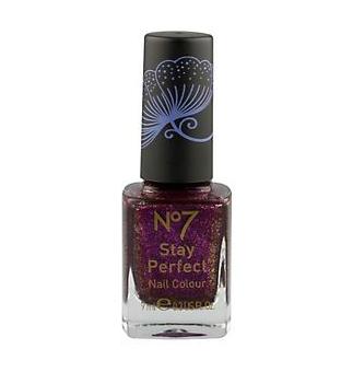 No7 Midnight Enchantment Nail Colour