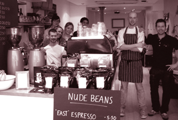 <b>#coffeemonday @ Nude...</b>