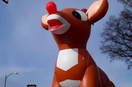 <b>Rudolph's Epic Fail...</b>