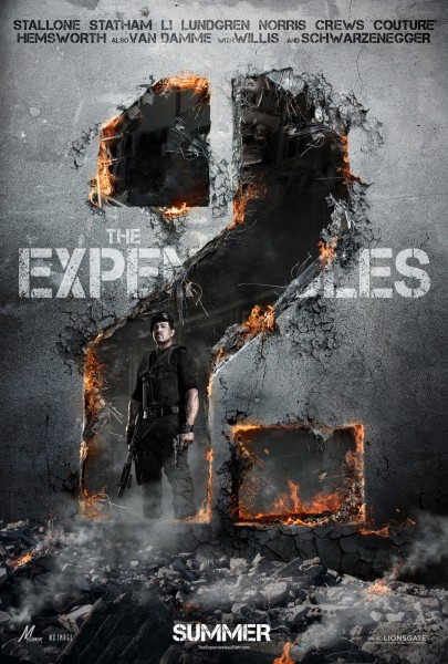 <b>Trailer: The Expenda...</b>