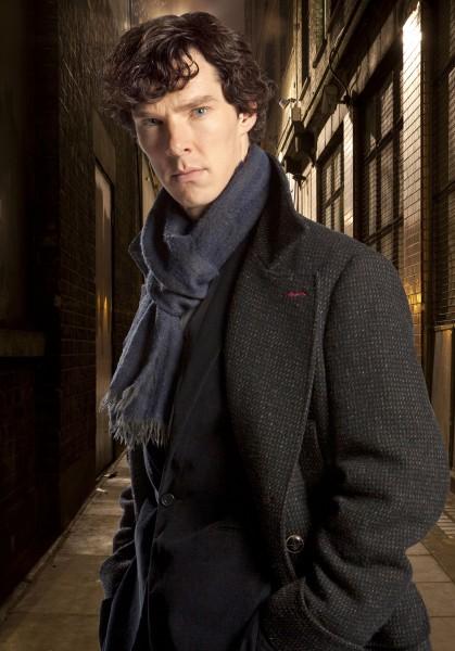 <b>Sherlock's Back...</b>