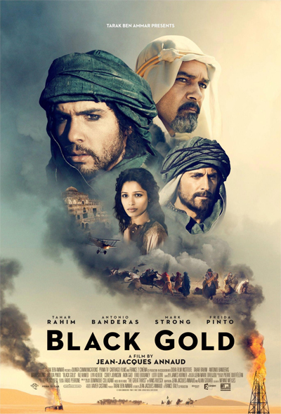 <b>Trailer: Black Gold...</b>