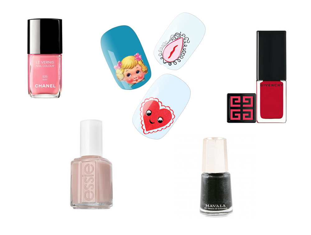 2012 Nail Trends