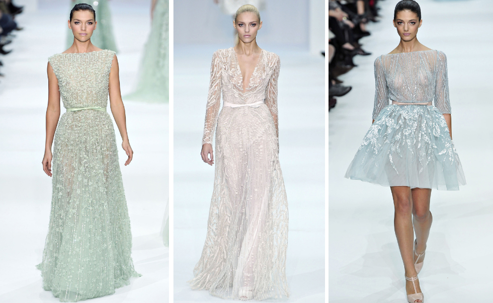 Ellie Saab Couture SS12