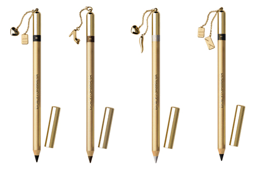 Dolce & Gabbana Charm Pencils - Eye Crayon Collection