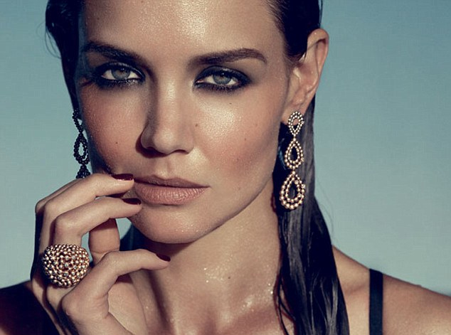 <b>Katie Holmes for H. ...</b>