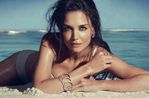 Katie Holmes for H. Stern