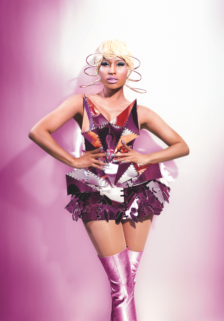 <b>Nicki Minaj for O.P....</b>