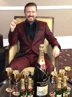 <b>Golden Globes 2012...</b>