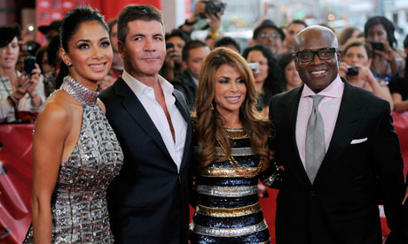 <b>US X Factor Judges A...</b>
