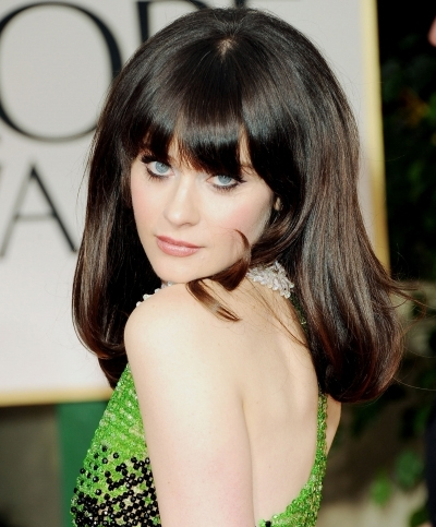 <b>Globes Beauty: Zooey...</b>