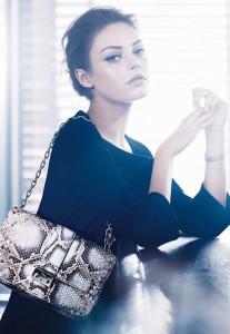 Mila Kunis Face of Dior
