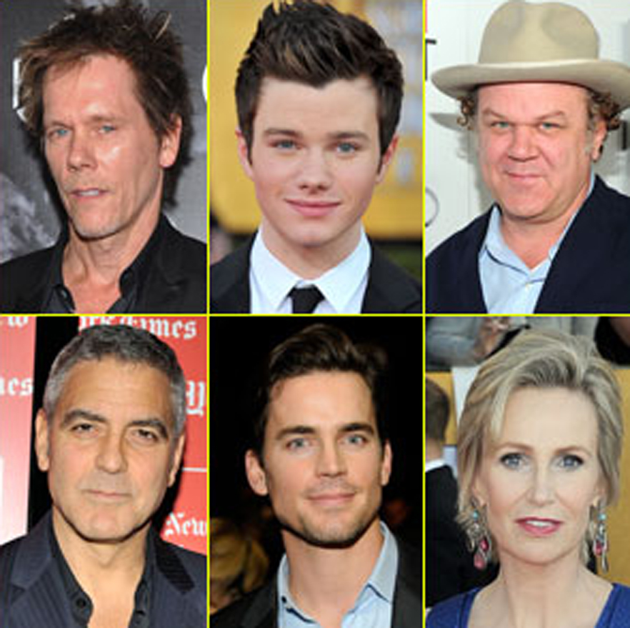 <b>Star-Studded Cast of...</b>