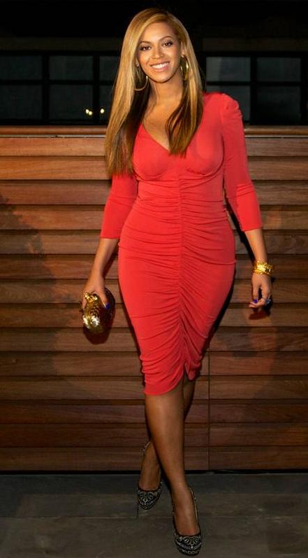 <b>Post Baby Beyonce...</b>
