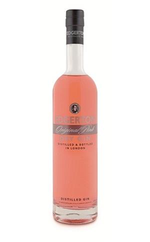 Edgerton Pink Dry Gin