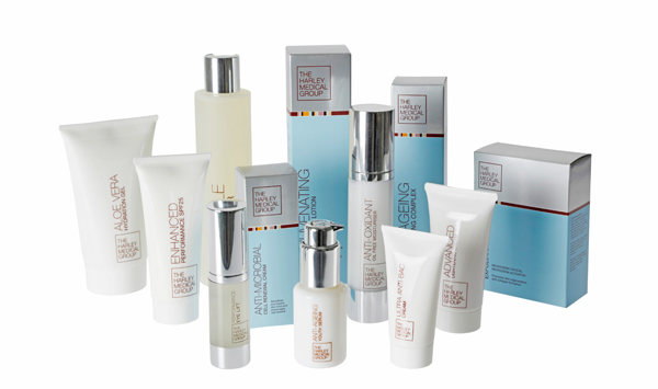 Harley Medical Group Skincare Range