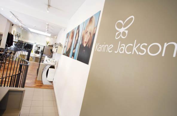 Karine Jackson's salon