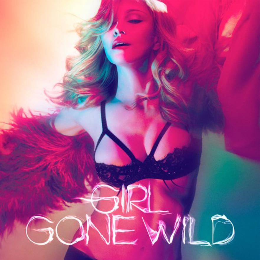 <b>Madonna's Racy New...</b>