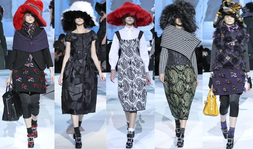 Marc Jacobs Ready-To-Wear AW12
