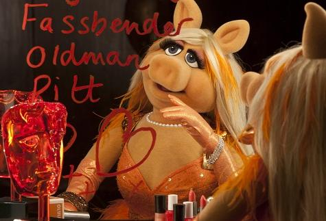 Miss Piggy is the official BAFTA red carpet host