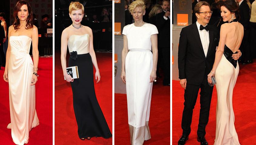 baftas fashion 2012