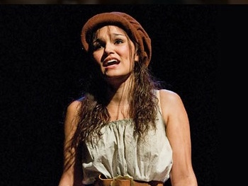 Samantha Barks in Oliver