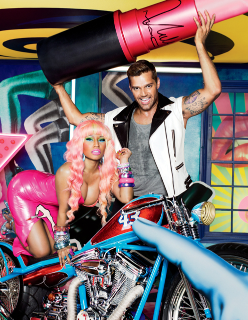 <b>Ricky and Nicki for ...</b>