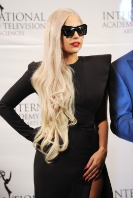 <b>Gaga Opens Up About ...</b>