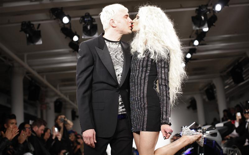<b>The Blonds Fall 2012...</b>