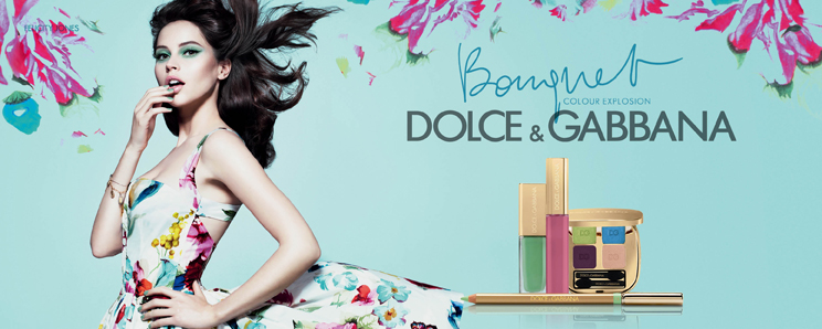 Dolce & Gabbana Bouquet Collection at Harrods